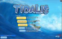 Video Game: Tidalis