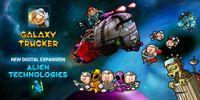 Video Game: Galaxy Trucker - Alien Technologies
