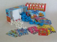 Board Game: Reiner Knizia's Amazing Flea Circus