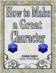 RPG Item: How to Make a Great Character