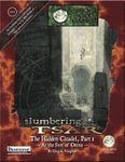 RPG Item: ST09: Slumbering Tsar: The Hidden Citadel, Part I: At the Feet of Orcus