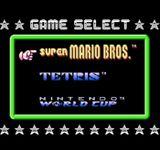 Video Game Compilation: Super Mario Bros. / Tetris / Nintendo World Cup