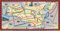 Board Game: Ancient Sicily (fan expansion to Ticket to Ride)