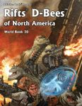 RPG Item: World Book 30: D-Bees of North America