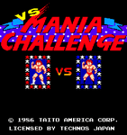 Video Game: Mania Challenge
