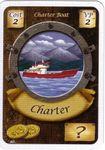 Board Game: Fleet: Charter Boat Cards
