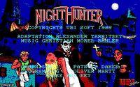 Video Game: NightHunter