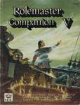 RPG Item: Rolemaster Companion V