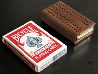 Board Game: Cribbage
