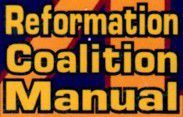 Series: Reformation Coalition Manuals