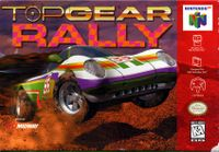 Video Game: Top Gear Rally