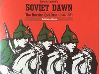 Board Game: Soviet Dawn: The Russian Civil War, 1918-1921