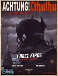 RPG Item: Zero Point Part 1: Three Kings (CoC)