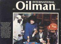 Board Game: The Oilman Game