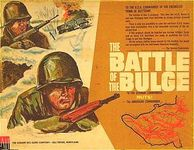 Board Game: The Battle of the Bulge