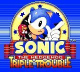 Video Game: Sonic the Hedgehog: Triple Trouble