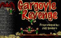 Video Game: Gargoyle Revenge