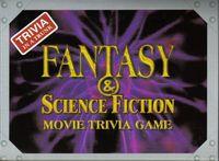 Board Game: Fantasy & Science Fiction Movie Trivia Game