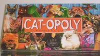 Board Game: Cat-opoly