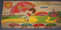 Board Game: Rain, Rain Go Away...
