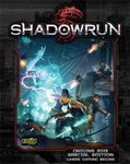 RPG Item: Shadowrun RPG 5th Edition Core Rulebook