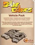 RPG Item: Solar Echoes Vehicle Pack