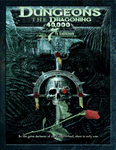 RPG Item: Dungeons the Dragoning 40,000 7th Edition Core Book (Version 1.2)