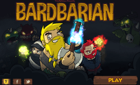 Video Game: Bardbarian