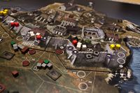 Board Game: The Exiled: Siege