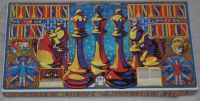 Board Game: Ministers Chess
