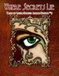 RPG Item: Tales of Legend-Haunted Arkham #7: Where Secrets Lie