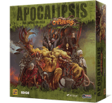 Board Game: The Others: 7 Sins – Apocalypse Expansion