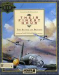 Video Game: Their Finest Hour: The Battle of Britain