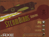 Video Game: SteamBirds: Survival