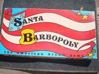 Board Game: Santa Barbopoly