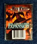 Board Game: Mage Knight Board Game: Dual Color Cards Expansion