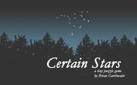 Board Game: Certain Stars