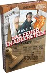 Board Game: Detective Stories: Case 1 – The Fire in Adlerstein