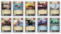 Board Game: Core Worlds: Pre-Game Draft Cards