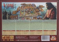 Board Game: Khan