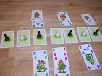 Board Game: Schotten Totten