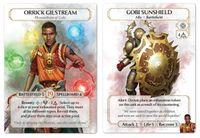 Board Game: Ashes: Orrick Gilstream Promo Card