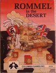 Board Game: Rommel in the Desert