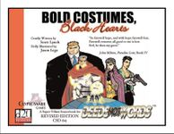 RPG Item: Bold Costumes, Black Hearts