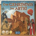 Board Game: Mystery of the Abbey with The Pilgrims' Chronicles
