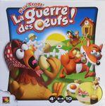Board Game: Fox Trott': La Guerre des Oeufs