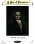 RPG Item: Count Dracula