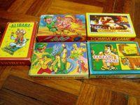 Board Game: Combat Game