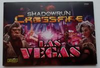 Board Game: Shadowrun: Crossfire – Las Vegas Expansion
