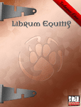 RPG Item: Librum Equitis, Volume I (First Edition)